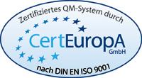 CERTEUROPA Zertifikat